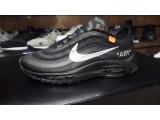 Nike Air Max 97 OG x Off White Black фото