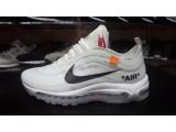 Nike Air Max 97 OG x Off White White фото