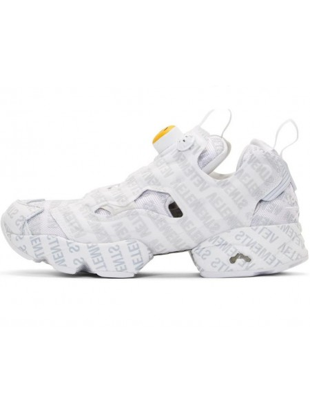 Кроссовки REEBOK INSTA PUMP FURY VETEMENTS EMOJI LOGO