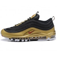 Nike Air Max 97 Gold & Black