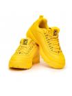 Кроссовки Fila Disruptor 2 All Yellow