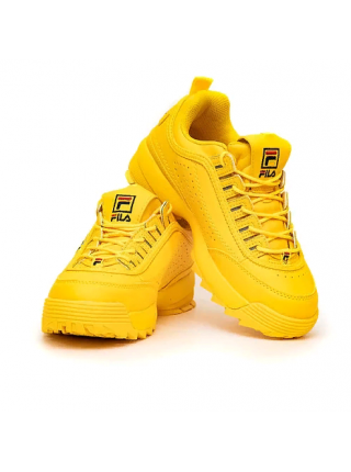 Кроссовки Fila Disruptor 2 All Yellow