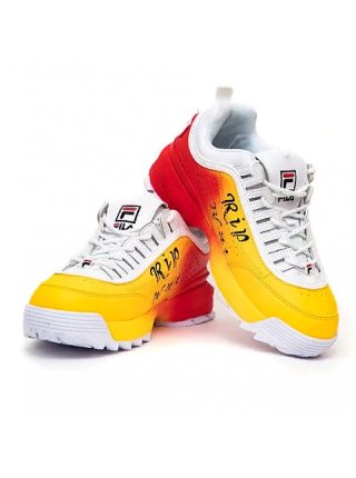Кроссовки Fila Disruptor 2 Yellow/Red