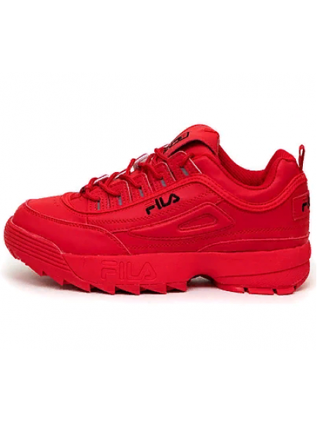 Кроссовки Fila Disruptor 2 All RED