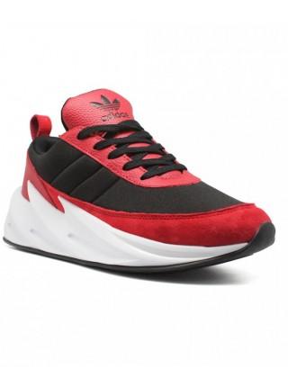 Кроссовки Adidas Sharks Red-Black