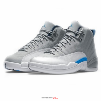 Кроссовки Nike Air Jordan 12 Retro Jumpmen Wolf/Grey/Medial