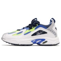 Кроссовки Reebok DMX 1200(White/Blue/Yellow)