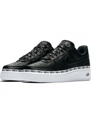 Nike Air Force 1 '07 SE Premium (Black/White)
