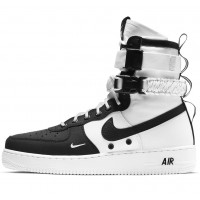 Кроссовки Nike SF-Air Force 1 Black White