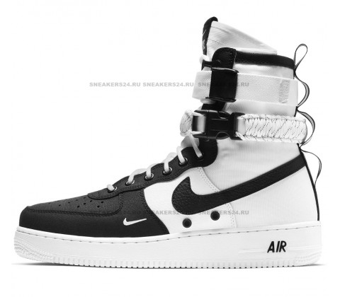 Nike SF-Air Force 1 Black White