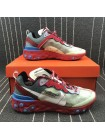 Nike React Element 87 Red Green
