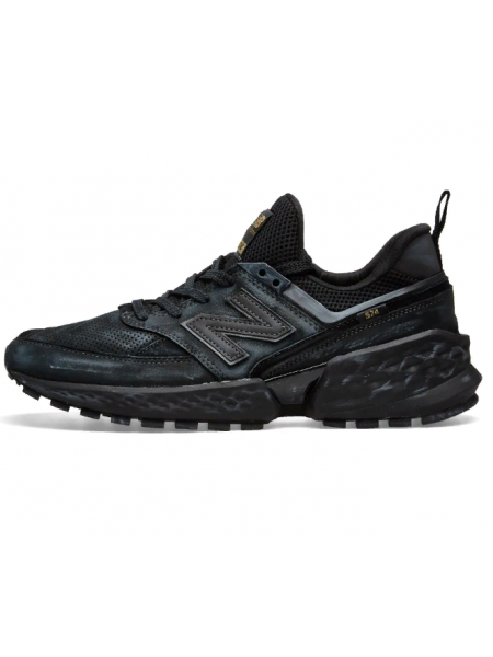 Кроссовки New Balance MS574VD Black