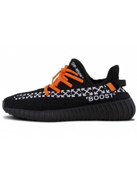 Adidas Yeezy Boost 350 V2 x OFF-White Custom Black