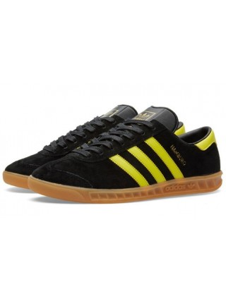 Adidas Hamburg Oslo Black Lemon Peel Gum
