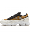 Raf Simons x Adidas Ozweego 3 (Black,White,Brown)
