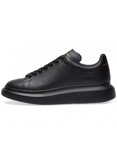 Alexander Mcqueen Leather (Black)
