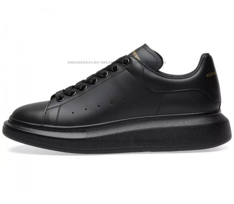 Alexander Mcqueen Leather (Black)