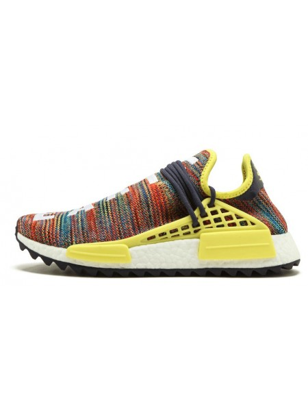 "Pharrell x Adidas NMD ""Hu Trail"" (Noble Ink)"