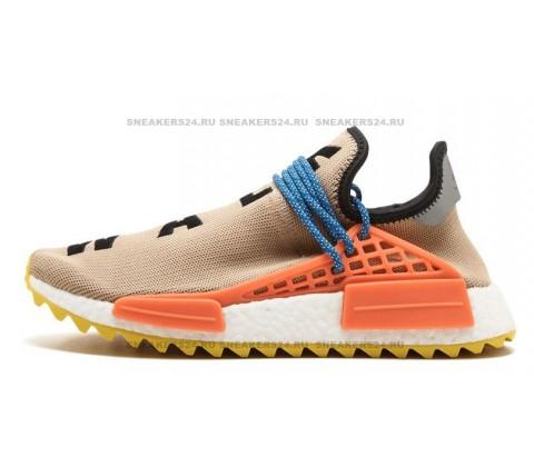 Pharrell x Adidas NMD Trail Human Race (Nude/Core Black/Yellow)