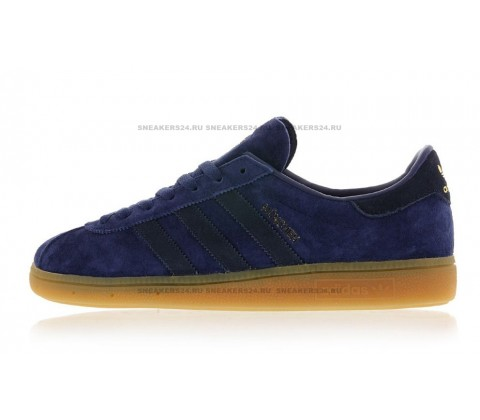 Adidas Munchen (Dark Blue/Collegiate Navy)