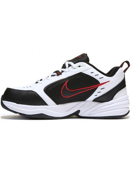 Nike Air Monarch IV White Black