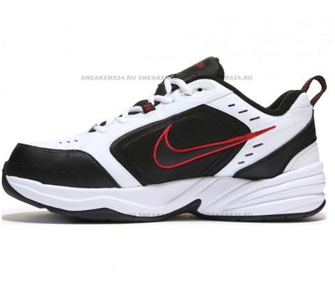Nike Air Monarch IV White Black