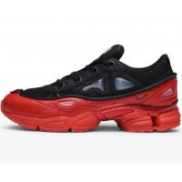 Raf Simons x Adidas Ozweego 3 (Black/Red)