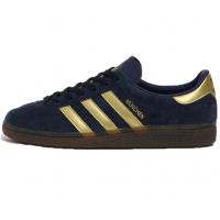 Adidas Spezial Munchen (Navy/Gold)