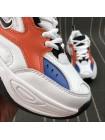 Кроссовки Nike M2K Tekno 'John Elliott' White/Orange/Blue