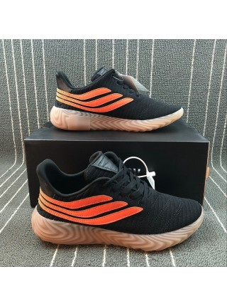 Adidas Sobakov Black Orange