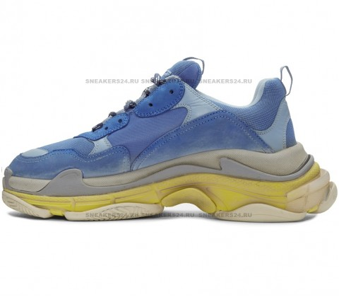 Balenciaga Triple S Blue