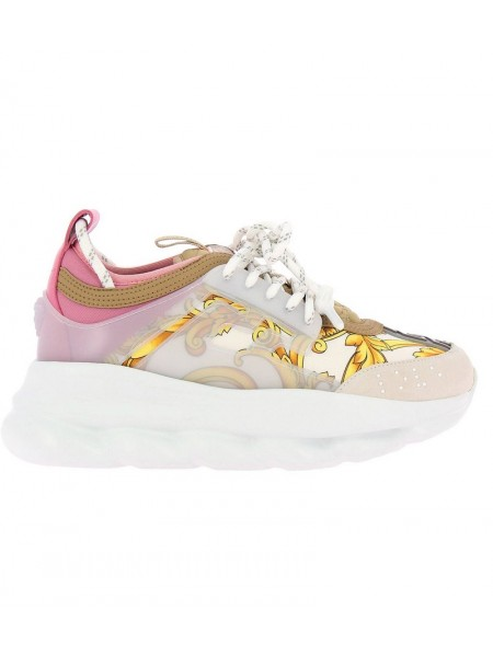 Versace Chain Reaction(White/Pink)