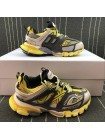 Balenciaga Track Trainers (Yellow/Grey)