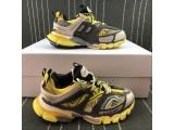 Balenciaga Track Trainers (Yellow/Grey)