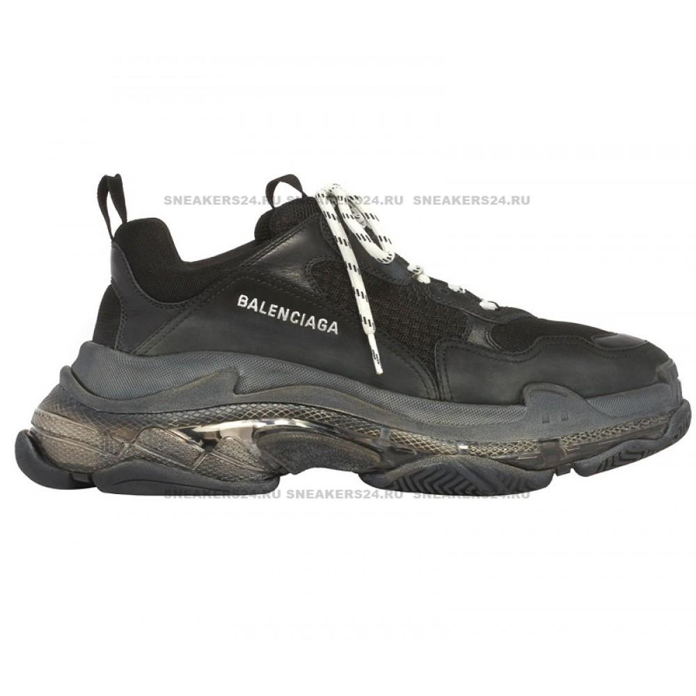 Balenciaga Speed Triple Trainer Damen Weiß Schuhe