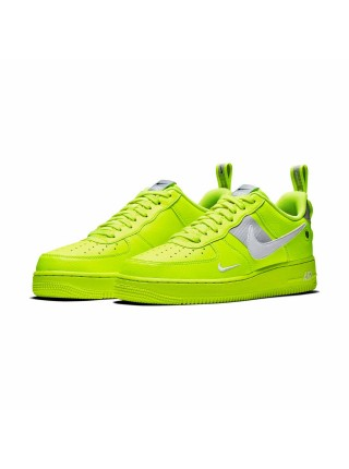 NIKE AIR FORCE 1 '07 LV8 UTILITY VOLT