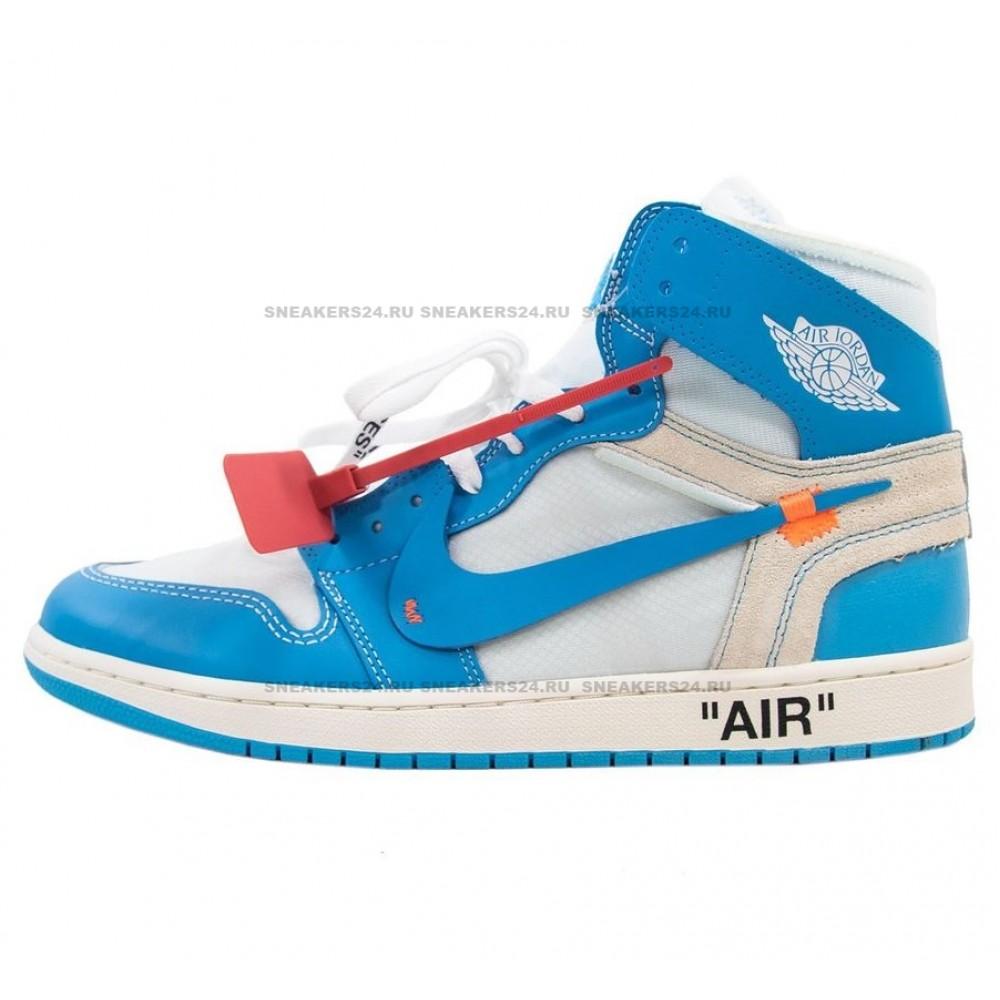 Nike Air Jordan 1 Retro High x OFF