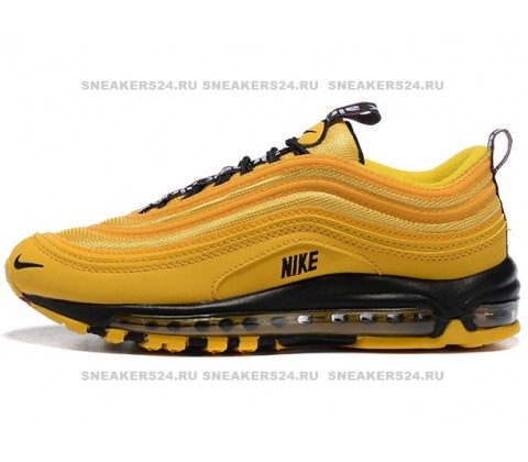 КРОССОВКИ NIKE AIR MAX 97 OVERBRANDING TAXI YELLOW