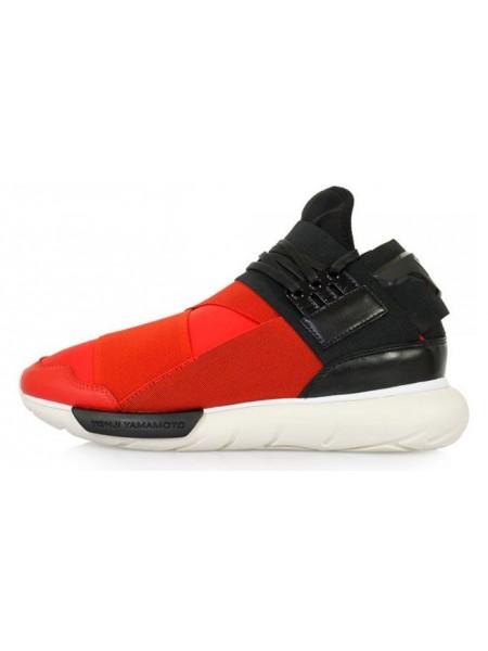 Adidas Y-3 Qasa High Royal (Red/Black)