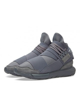 Adidas Y-3 Qasa Racer High (Grey)