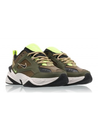Nike M2K Tekno (Olive/Black/Yukon Brown)