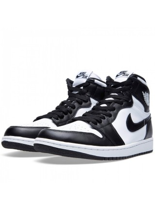 AIR JORDAN 1 RETRO HI OG 'BLACK/WHITE