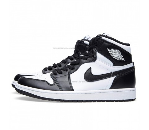 AIR JORDAN 1 RETRO HI OG 'BLACK/WHITE'