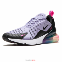 Кроссовки Nike Air Max 270 Purple Rainbow