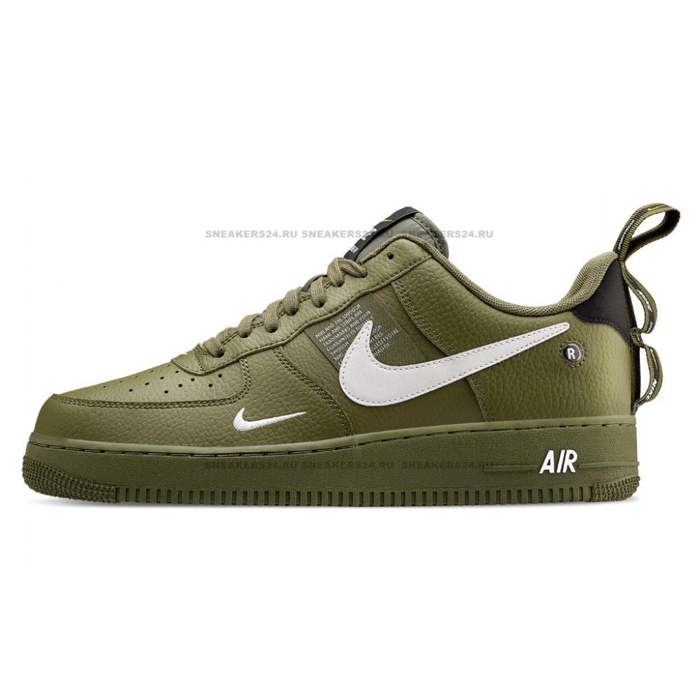 2f356b60 Nike Air Force 1'07 lv8 Style Green