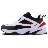 NIKE M2K TEKNO Black/White/Red