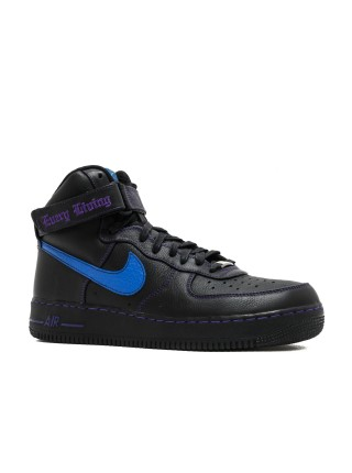 NIKE AIR FORCE 1 HIGH «VLONE» Black/ Blue