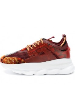 Versace Chain Reaction(Burgundy)