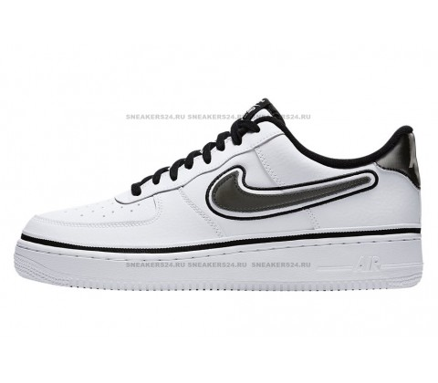 AIR FORCE 1 '07 LV8 SPORT белые