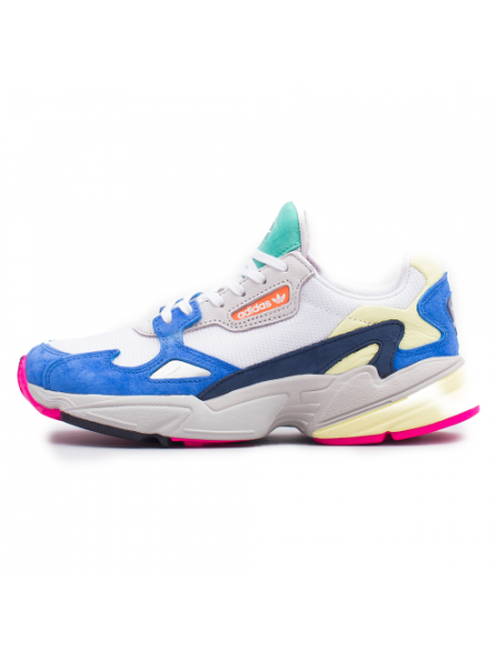 Adidas Falcon Blue/White